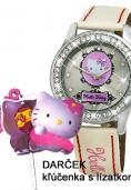 Luxusné značkové hodinky - Hello Kitty HK1640-641