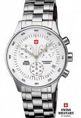 Luxusné značkové hodinky - SWISS MILITARY 17700-ST-2M