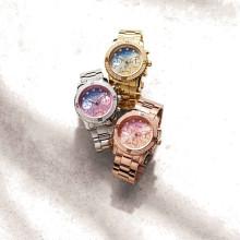 Hodinky Unikátne dámske hodinky Guess Confetti